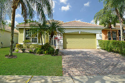Boynton Beach FL Single Family Home For Sale: $299,000
