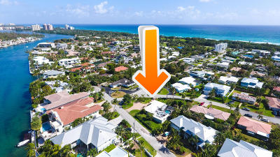 Broward County, Palm Beach County Residential Lots & Land For Sale: 566 NE Spanish Trail