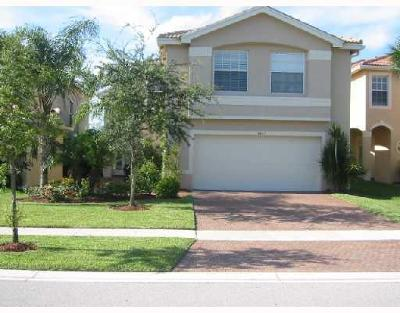 Greenacres Single Family Home For Sale: 5055 Northern Lights Drive