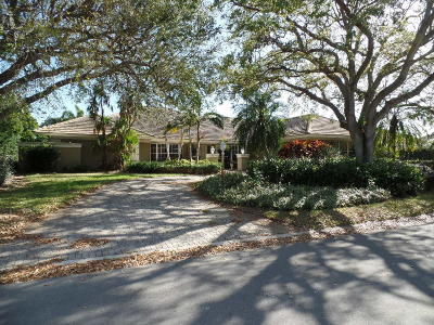 Stuart Single Family Home For Sale: 6171 SE Winged Foot Drive
