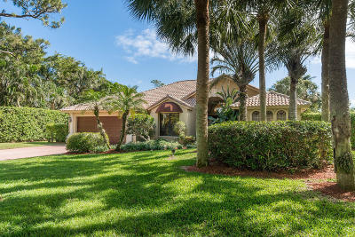 Delray Beach Single Family Home For Sale: 2175 Rabbit Hollowe Circle