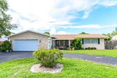 Palm Beach Farms, Palm Beach Farms Co 10 Of North Deerfield Pb6p1 Single Family Home For Sale: 1141 SW 15th Street
