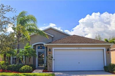 Vero Beach Single Family Home For Sale: 839 Green Leaf Circle