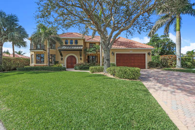 Tequesta Single Family Home Contingent: 17109 SE Limrick Court