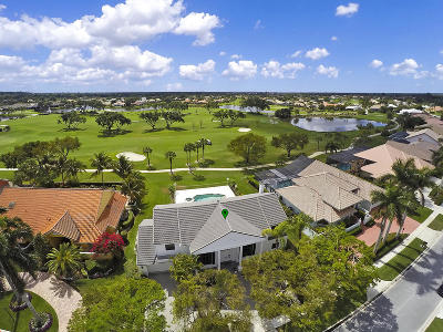 Boca Raton Single Family Home For Sale: 10399 Stonebridge Boulevard