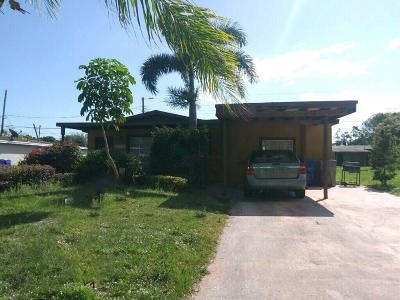 Vero Beach Single Family Home For Sale: 3975 46th Place