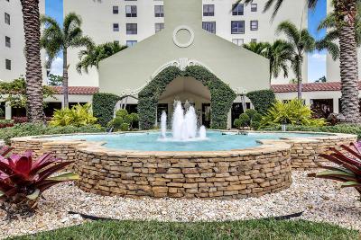 Boca Raton Condo For Sale: 7351 Promenade Drive #602