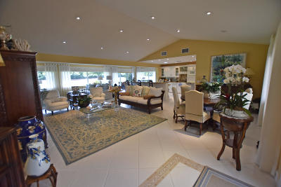 Boynton Beach Single Family Home For Sale: 3650 Royal Tern Circle
