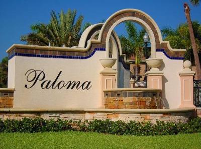 Paloma Rental For Rent: 4596 Cadiz Circle