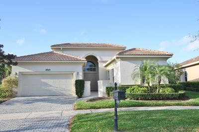 Port Saint Lucie Single Family Home For Sale: 9515 SW Nuova Way