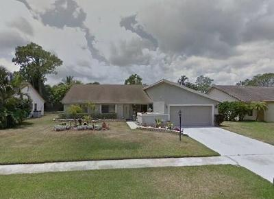 Royal Palm Beach Single Family Home Contingent: 175 Miramar Avenue