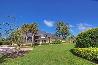 Stuart Single Family Home For Sale: 6323 SE Farmington Place