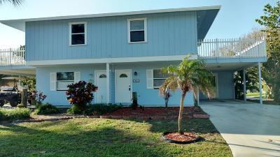 Fort Pierce Multi Family Home Contingent: 1931 Crestview Drive