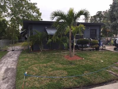 Pompano Beach Single Family Home For Sale: 2750 NW 4th Court