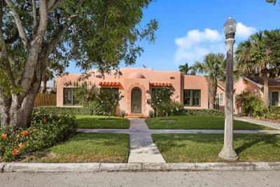 West Palm Beach Single Family Home For Sale: 231 Lakeland Drive