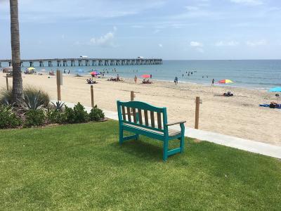 Palm Beach Condo For Sale: 3030 S Ocean Blvd #328