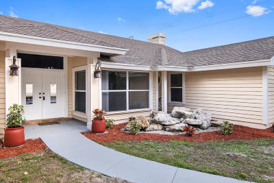Jupiter Single Family Home For Sale: 18044 126th Terrace