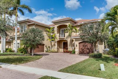 Boynton Beach Single Family Home For Sale: 8719 Thornbrook Terrace Point