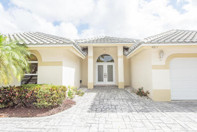 Coral Springs Single Family Home For Sale: 4811 NW 96th Drive