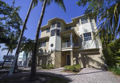 Stuart Single Family Home For Sale: 552 SW Saint Lucie