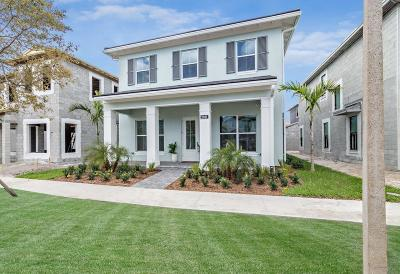 Single Family Home For Sale: 2081 Dickens Terrace