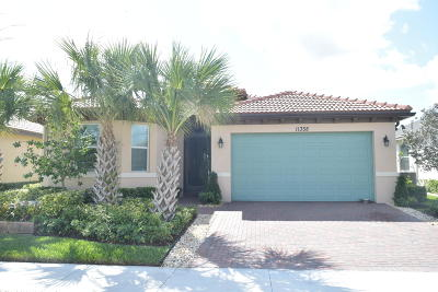 Port Saint Lucie Single Family Home Contingent: 11358 SW Barton Way