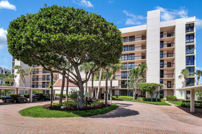 Yacht & Racquet Club Of Boca Raton, Yacht & Racquet Club Of Boca Raton Condo Condo For Sale: 2687 Ocean Boulevard #G-501