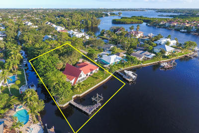 Tequesta FL Residential Lots & Land For Sale: $1,790,000