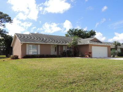 Port Saint Lucie Single Family Home For Sale: 1130 SE Menores Avenue