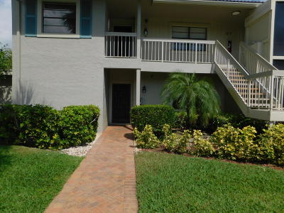 Boynton Beach Condo For Sale: 37 Eastgate Drive #A