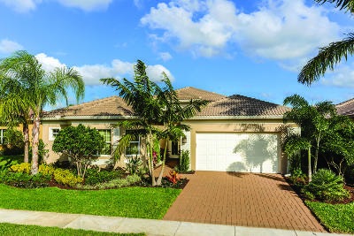 Boynton Beach Single Family Home For Sale: 9025 Golden Mountain Circle