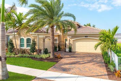 Boynton Beach Single Family Home For Sale: 9043 Golden Mountain Circle