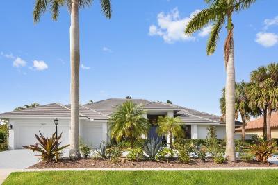 Boca Raton Single Family Home For Sale: 10671 Stonebridge Boulevard