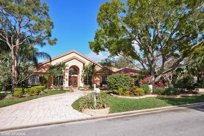 Port Saint Lucie Single Family Home For Sale: 7409 Laurels Place