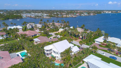 Ocean Ridge Single Family Home For Sale: 37 Spanish River Drive