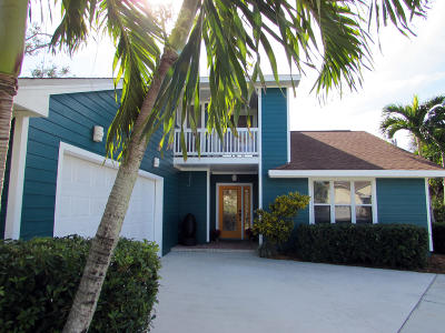 Vero Beach Single Family Home For Sale: 3125 73rd Place