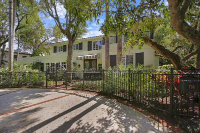 Old Floresta Single Family Home For Sale: 798 Aurelia Street