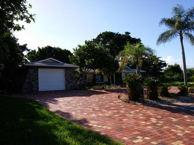 Juno Beach Single Family Home For Sale: 13500 Us Highway 1