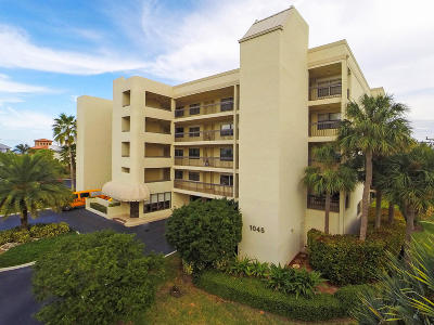 Juno Beach Rental For Rent: 1045 Ocean Drive #201