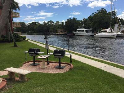 Fort Lauderdale Condo For Sale: 1350 River Reach Drive #414