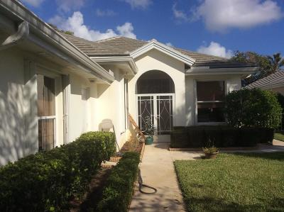 Hobe Sound Rental For Rent: 7428 SE Waxberry Circle