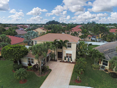 Lake Worth, Lakeworth Single Family Home Contingent: 6121 Indian Forest Circle