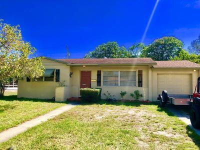 Lake Park Single Family Home For Sale: 714 W Ilex Drive