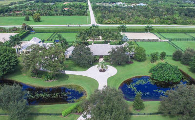 Palm Beach Point Single Family Home For Sale: 15787 Imperial Point Lane