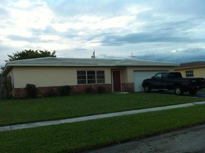 Boca Raton FL Single Family Home Sold: $340,000