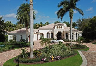 Palm Beach Gardens FL Single Family Home For Sale: $3,950,000