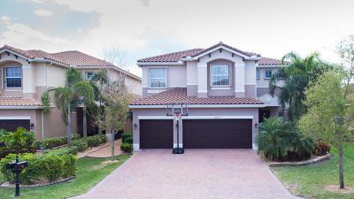 Boynton Beach Single Family Home For Sale: 8280 Savara Streams Lane