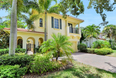 Palm Beach Gardens Single Family Home For Sale: 2012 Graden Drive