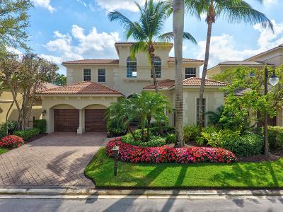Palm Beach Gardens FL Single Family Home For Sale: $1,299,000