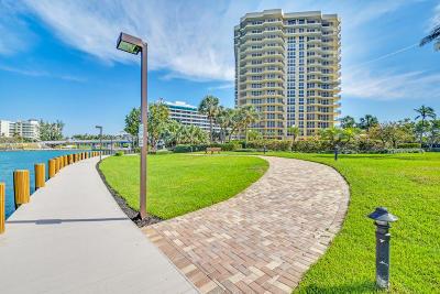 Boca Raton Condo Sold: 901 E Camino Real #7-D